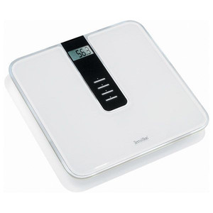 Digital weight scale with memory